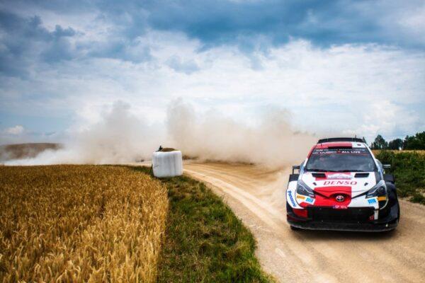 WRC Ράλι Εσθονίας: Αγκαλιά με την πρώτη του νίκη ο Rovanpera (vid) - NewsAuto.gr