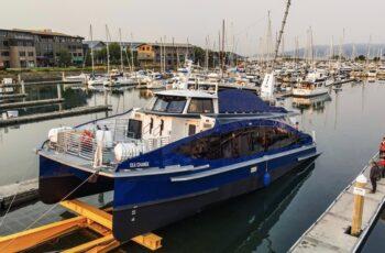 Έτοιμο το πρώτο ferry με κυψέλες υδρογόνου για το San Francisco - NewsAuto.gr