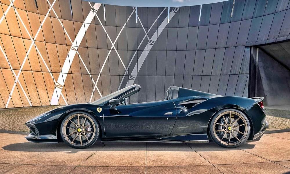 Τούμπανο η Ferrari F8 Spider της Novitec - NewsAuto.gr