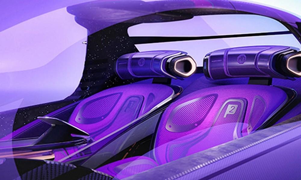To πρωτότυπο MG Maze είναι εμπνευσμένο από ηλεκτρονικά παιχνίδια - NewsAuto.gr