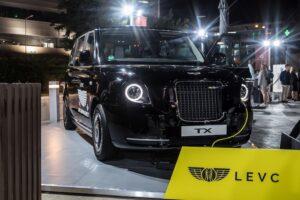 LEVC: Ηρθαν στην Ελλάδα τα αγγλικά ταξί (και όχι μόνο) - Δείτε τα απο κοντά - NewsAuto.gr