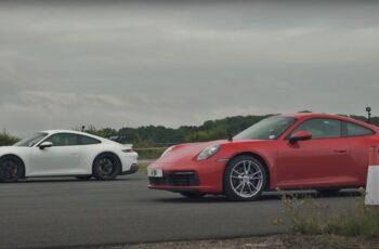 Πόσο πιο γρήγορη από την απλή 911 είναι η νέα GT3; (+video) - NewsAuto.gr