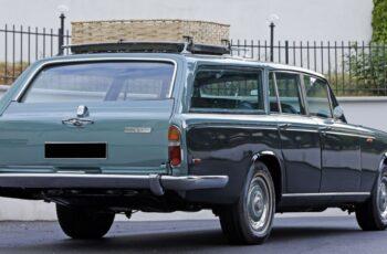 Μετέτρεψε τη Rolls-Royce σε station wagon, με ντουζ και κουζίνα - NewsAuto.gr