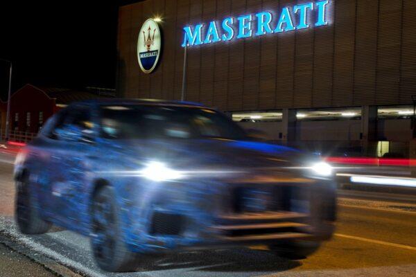 Νέα καθυστέρηση για τη Maserati Grecale - NewsAuto.gr